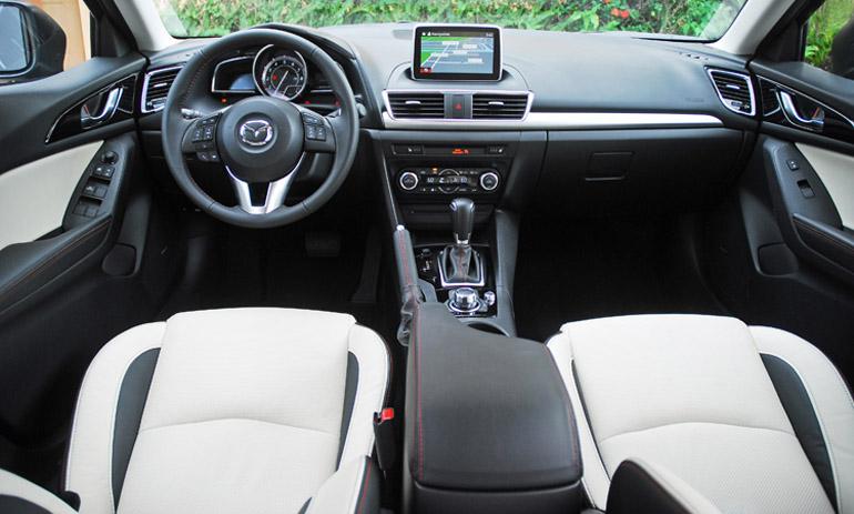 2014 Mazda 3 Grand Touring Dashboard Done Small