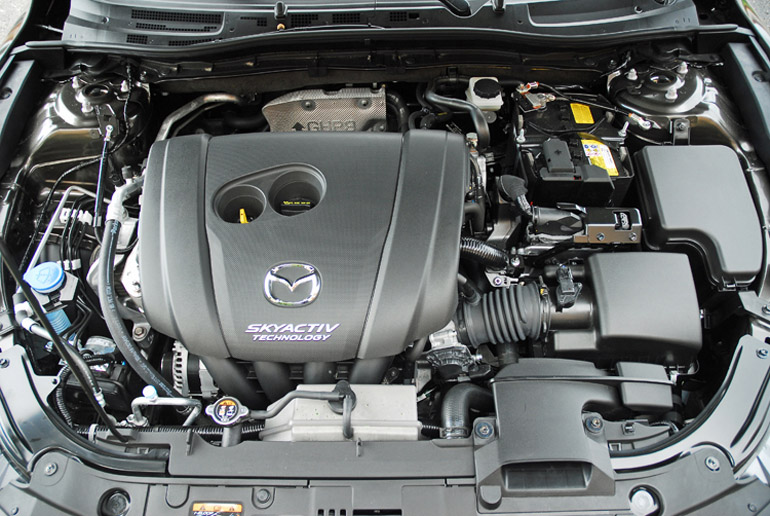 2014 Mazda 3 Grand Touring Engine Done Small