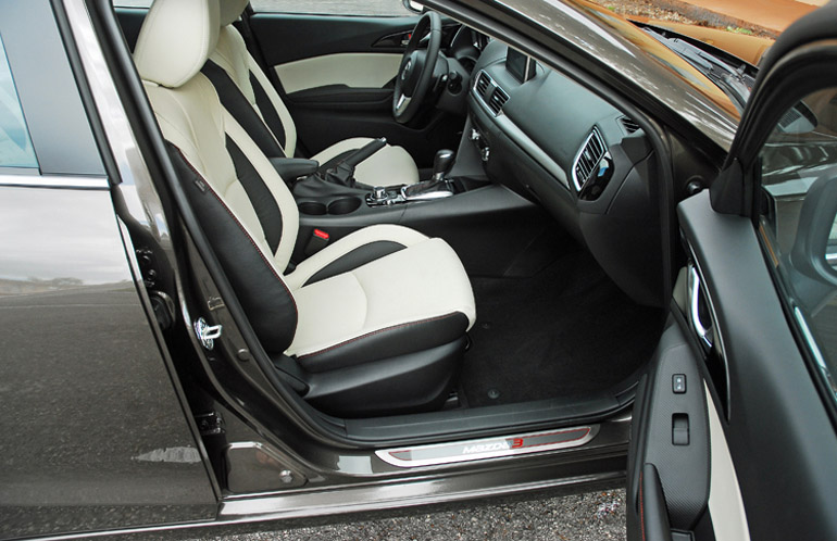2014 Mazda 3 Grand Touring Front Seats Done Small