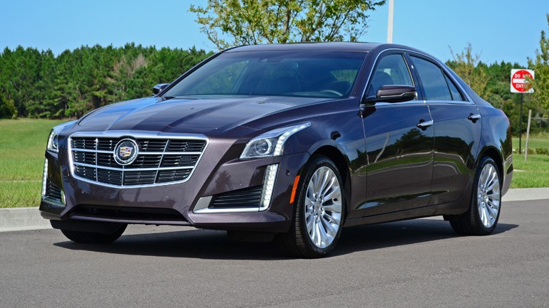 2014 Cadillac CTS 3.6L Performance Collection Review & Test Drive