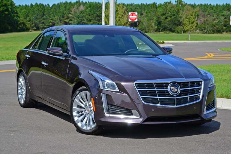 2014 cadillac cts 3 6l performance collection review test drive. Black Bedroom Furniture Sets. Home Design Ideas