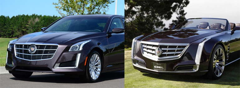 Ats Vs Cts >> 2014 Cadillac CTS 3.6L Performance Collection Review ...