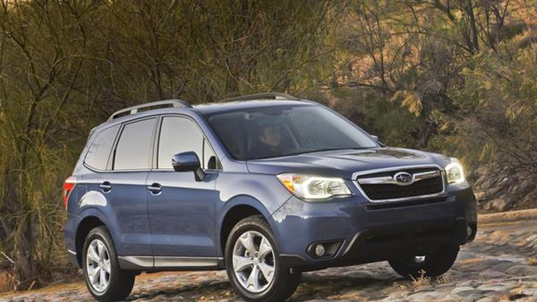 2014 Subaru Forester 2.5i Limited Review & Test Drive