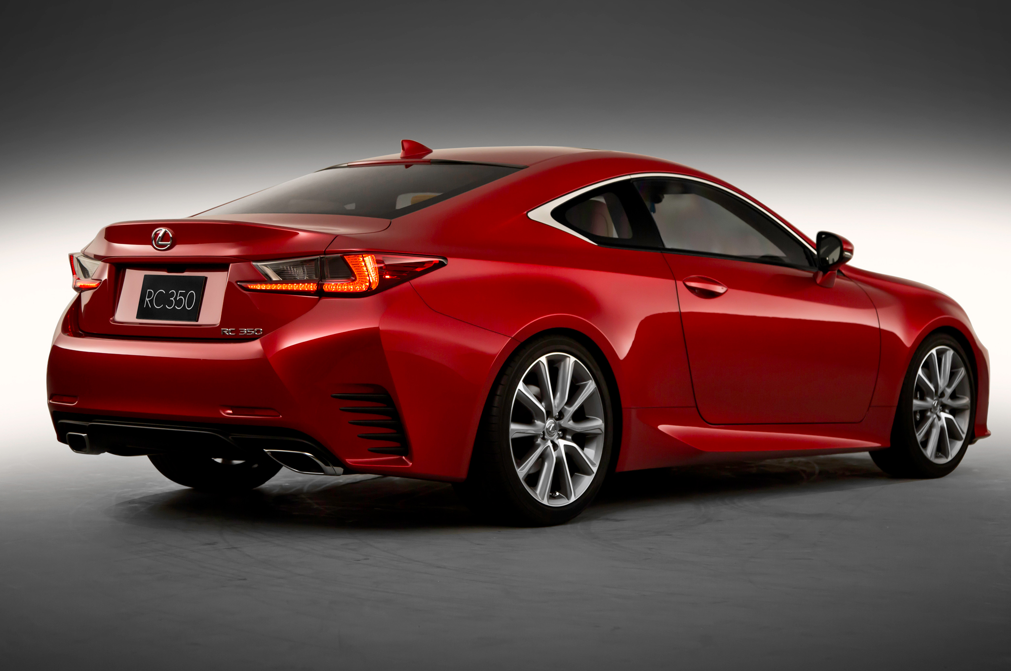 Lexus Rc 350 2018 >> 2015 Lexus RC Stuns Some With True Sports-Coupe Appeal