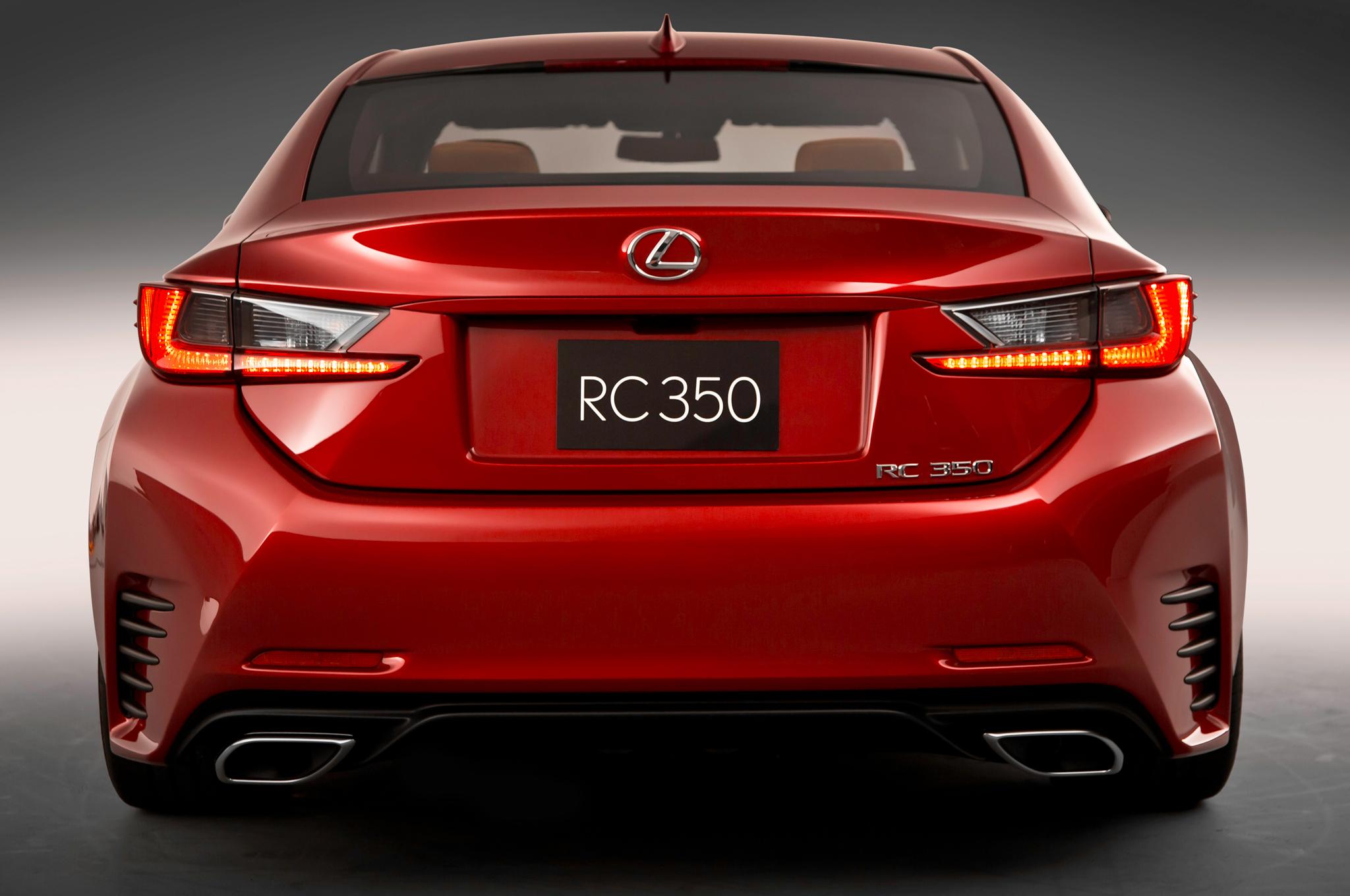 rc lexus new car models