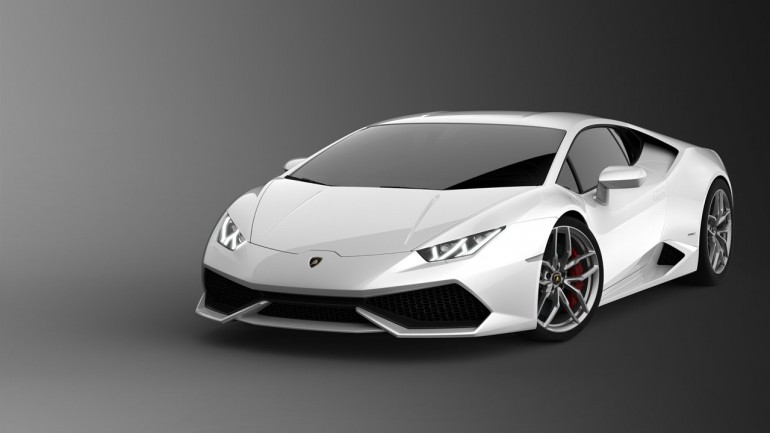 2015 Lamborghini Huracán LP 610-4 Officially Revealed