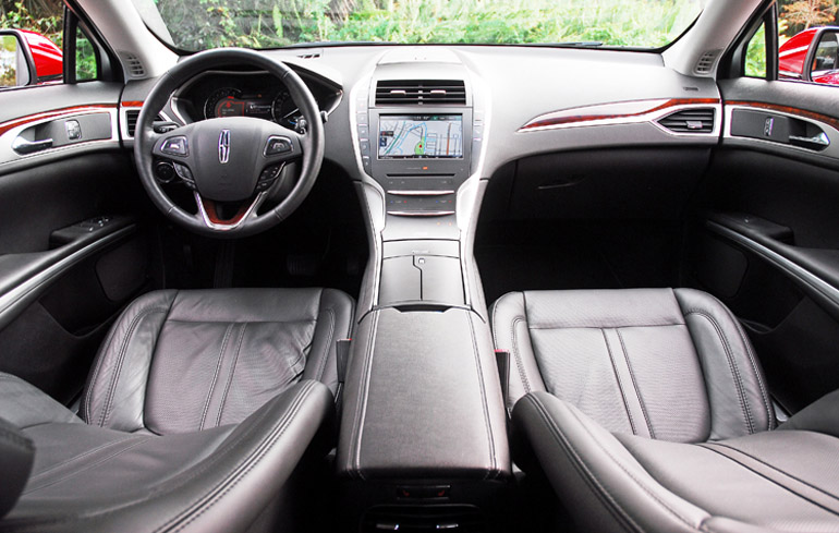 2013 Lincoln MKZ AWD Dashboard Done Small