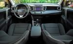 2013 Toyota RAV   4 XLE AWD Dasboard Done Small