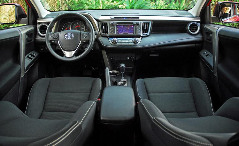 2013 Toyota Rav4 Xle Awd Review Amp Test Drive