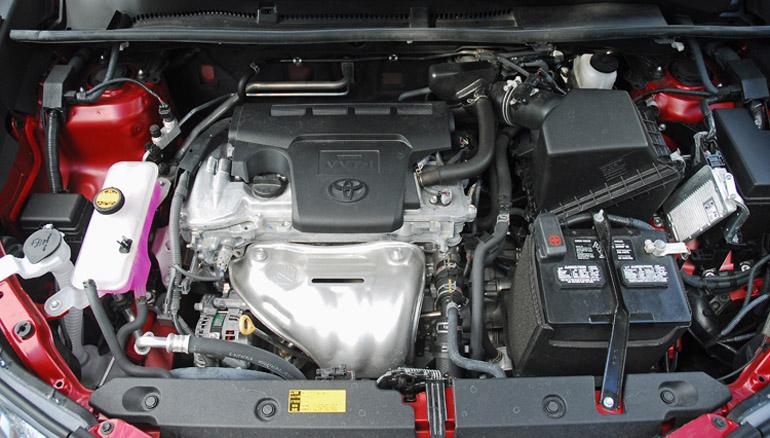 2013 Toyota RAV 4 XLE AWD Engine Done Small
