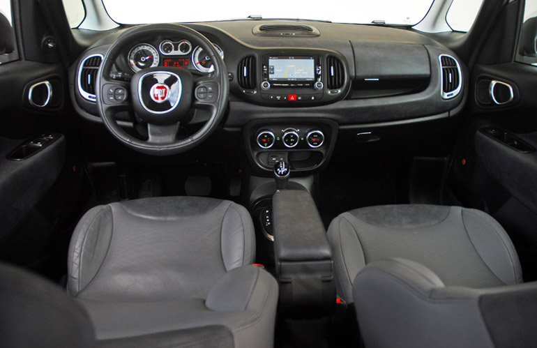 2014 Fiat 500l Lounge 5 Door Quick Spin