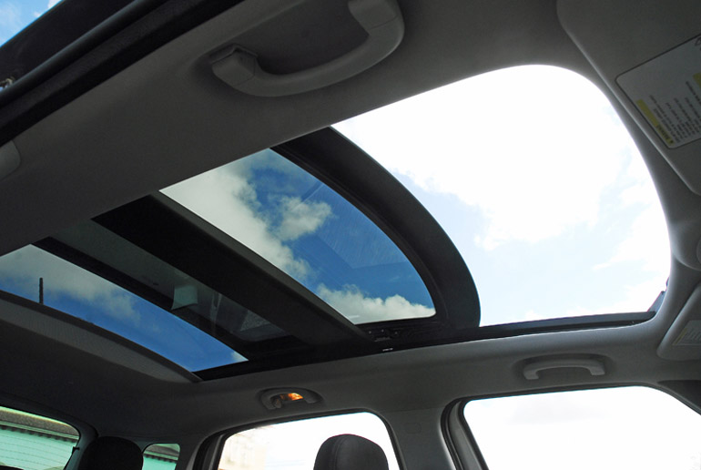 2014 Fiat 500l Panoramic Sunroof Done Small
