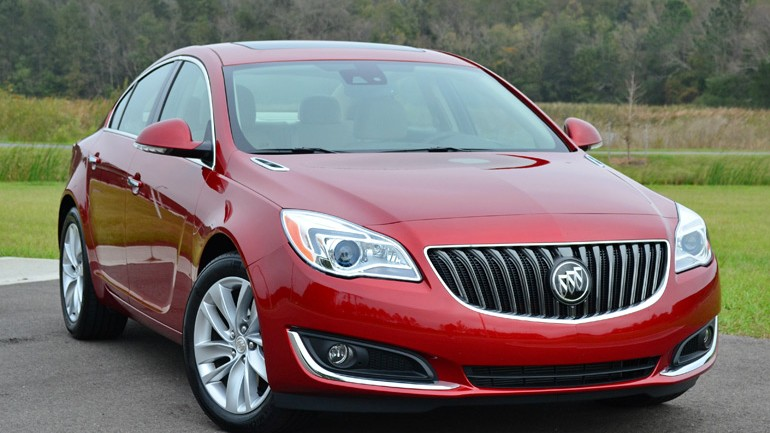 2014 Buick Regal FWD Premium II Review & Test Drive