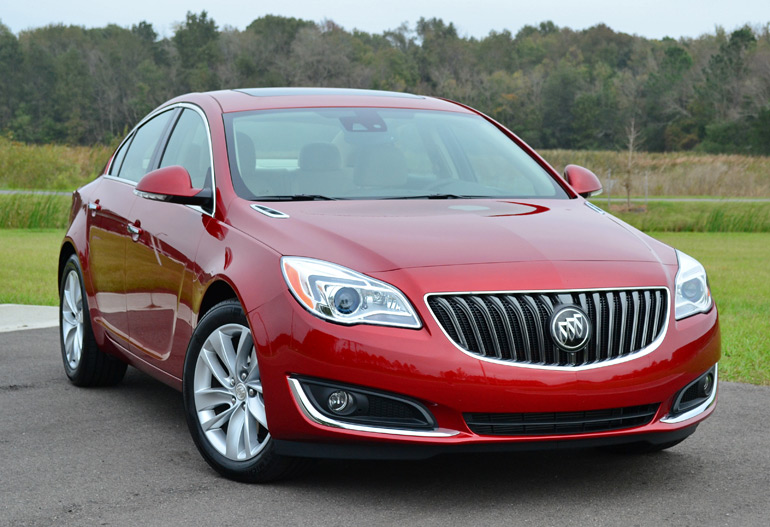 2014 buick regal fwd premium ii review test drive. Cars Review. Best American Auto & Cars Review