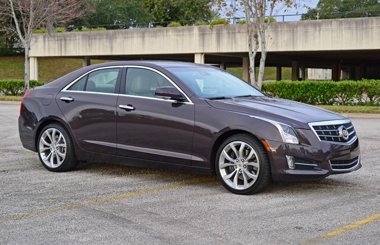 2014 Cadillac Ats 3 6l Premium Test Drive Enthusiast