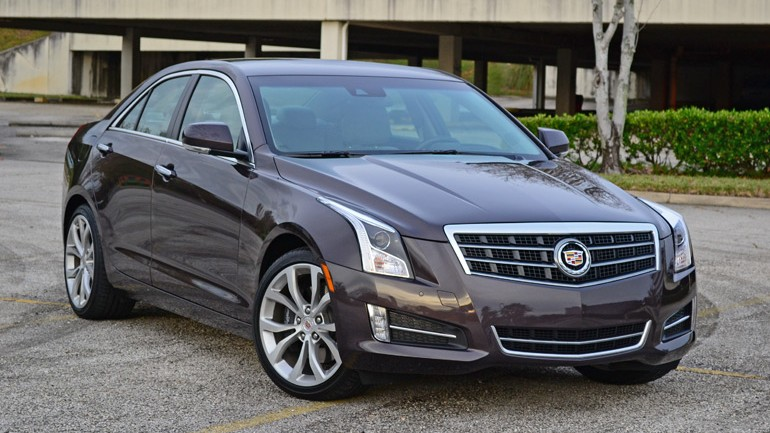 2014 Cadillac ATS 3.6L Premium Test Drive – Enthusiast Perspectives
