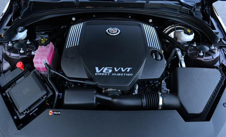 2013 Cadillac Ats 2.0 L Turbo >> 2014 Cadillac ATS 3.6L Premium Test Drive – Enthusiast ...