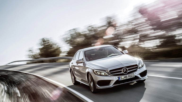 2015 Mercedes-Benz C Class Revealed