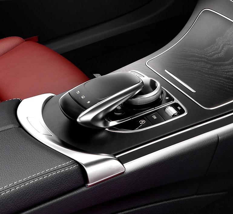 Mercedes-Benz C250, AMG Line, Avantgarde, Diamantsilber