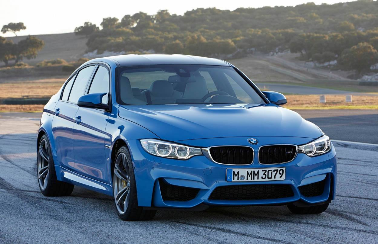 2015 Bmw M3 Amp M4 Official Preview