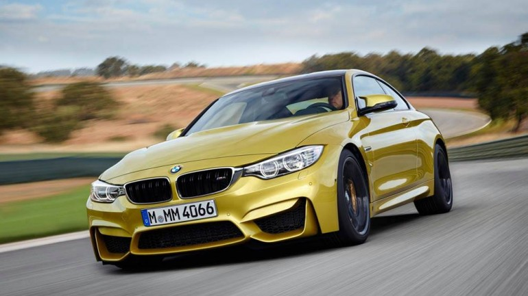 2015 BMW M3 & M4 Official Preview