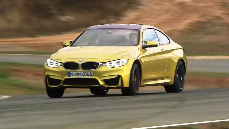 Videos: See 2015 BMW M3 and M4 on the race track – Drool Worthiness