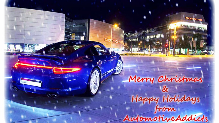 Merry Christmas Automotive Addicts