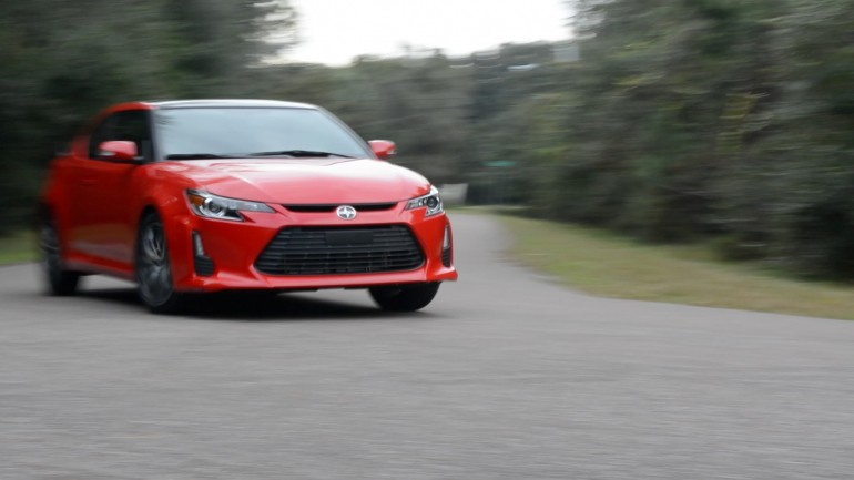 Toyota Returns to the Spirit of the 70's Import Sports Car: The 2014 Scion tC