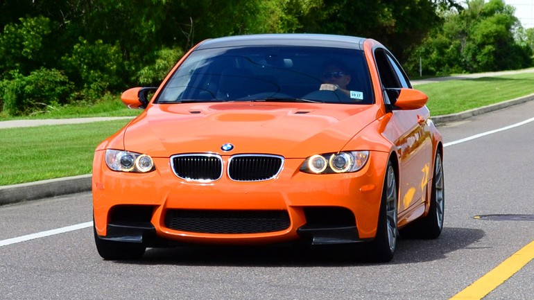 BMW M3 Lime Rock Park Edition Lays Down 353 Horsepower on Dyno: Video