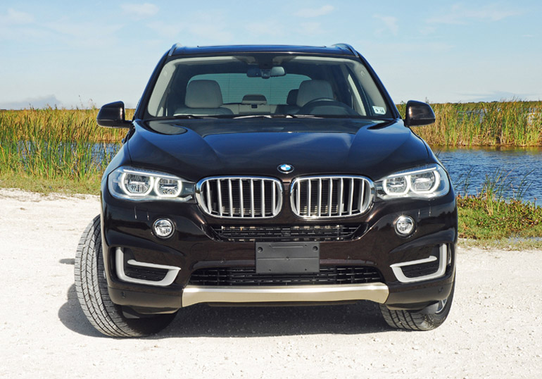 2014 BMW X5 Beauty Headon Done Small