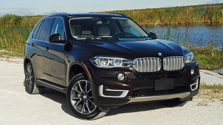 2014 BMW X5 xDrive35i Review & Test Drive