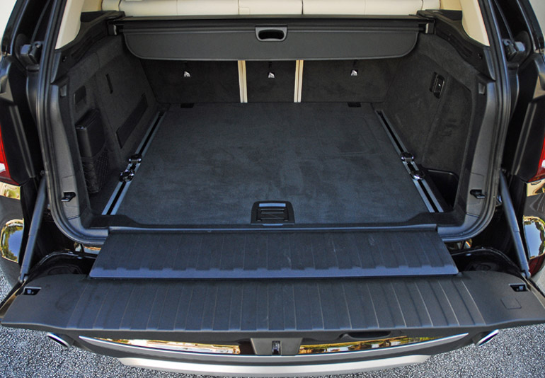 2014 BMW X5 Cargo Hold Done Small
