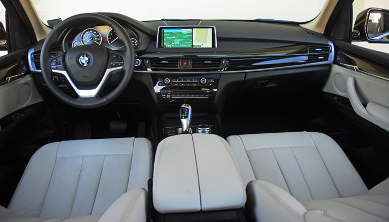 2014 BMW X5 Dashboard Done Small