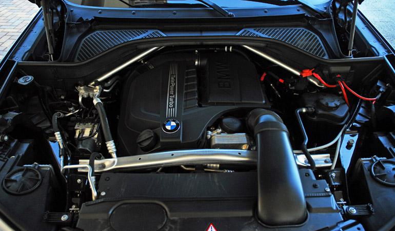 2014 BMW X5 Engine Done Small