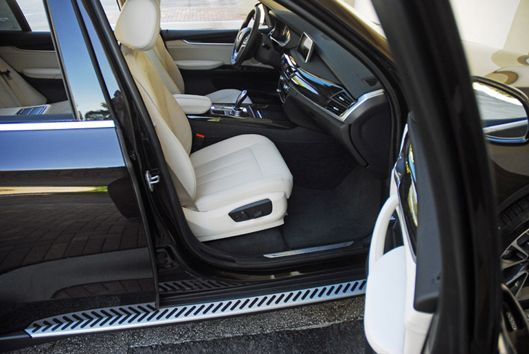 2014 BMW X5 Front Seats Done Small