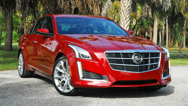 2014 Cadillac CTS 2.0 Turbo Premium Collection Review & Test Drive