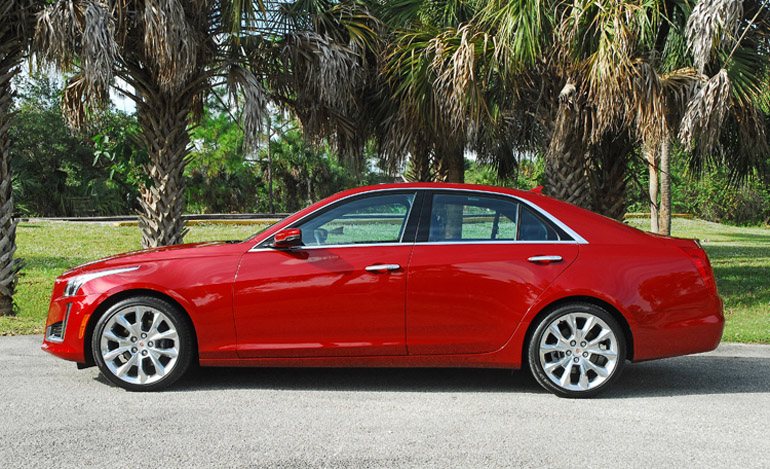 2014 Cadillac CTS   Beauty Side Done Small
