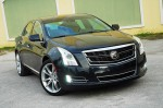 2014 Cadillac XTS VSport Beauty Left Up Done Small