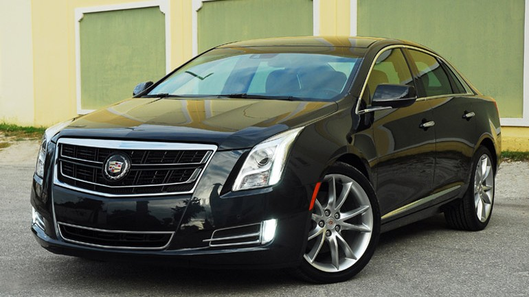 2014 Cadillac XTS Vsport Review & Test Drive