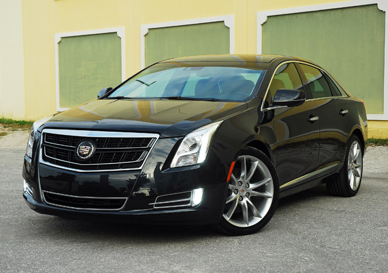 2014 Cadillac XTS VSport Beauty Right Done Small