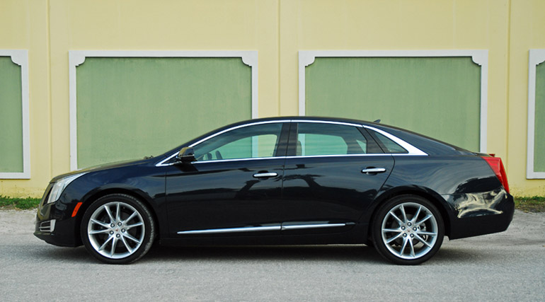 2014 Cadillac XTS VSport Beauty Side LA Done Small
