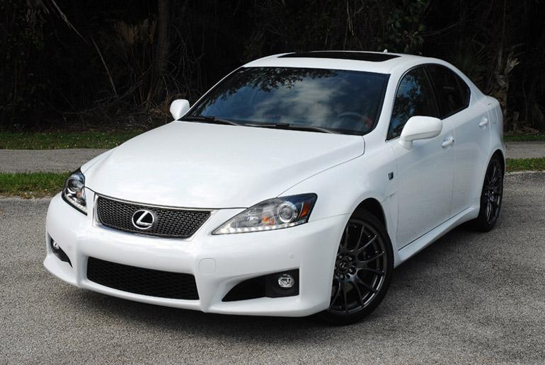 2014 Lexus ISF Beauty Right HA Done Small