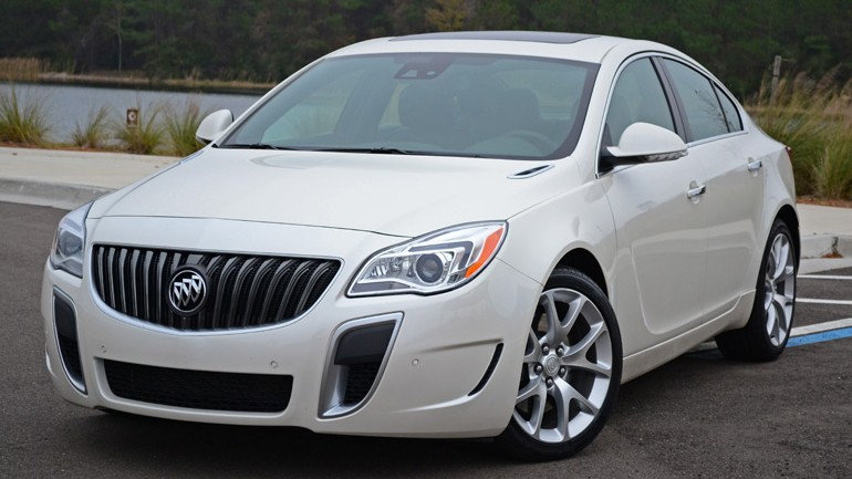 2014 Buick Regal GS Review & Test Drive