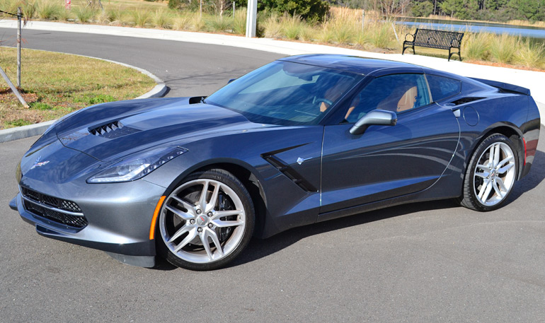 2014 chevrolet corvette stingray z51 review test drive. Cars Review. Best American Auto & Cars Review