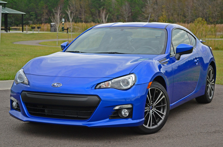 2014 subaru brz limited 6 speed manual quick spin. Black Bedroom Furniture Sets. Home Design Ideas
