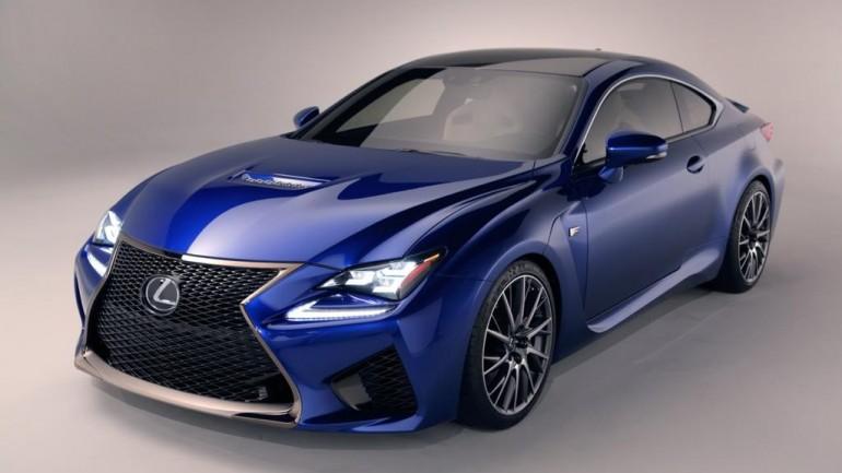 Lexus IS-F | Automotive Addicts