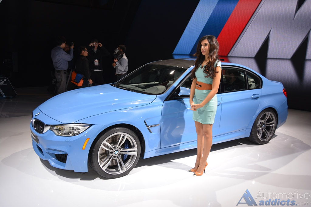 Pricing Confirmed For 2015 Bmw M3 Sedan At 62000 And 64200 For