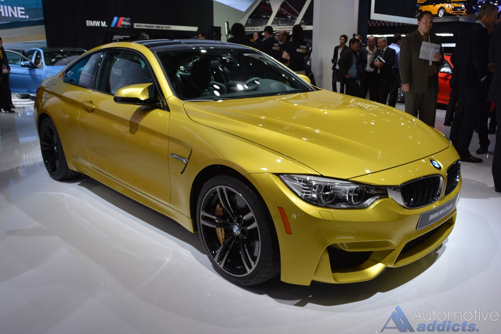 pricing confirmed for 2015 bmw m3 sedan at 62 000 and 64 200 for m4 coupe. Black Bedroom Furniture Sets. Home Design Ideas