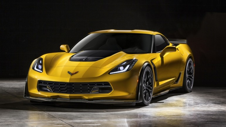 2015 Corvette Z06 Unleashed w/625-horsepower at 2014 NAIAS
