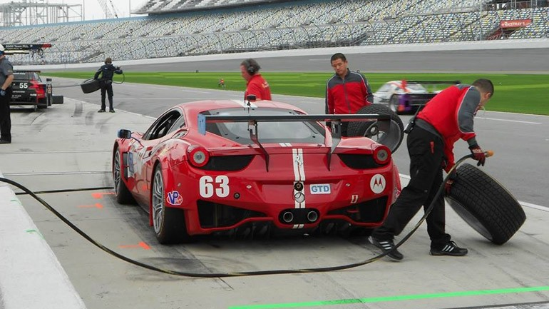 The Roar Before the Rolex 24 Gets Us All Excited